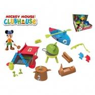 Mickey Mouse sada na piknik s kloubovou figurkou 8cm a doplňky v krabičce