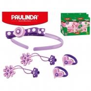 Paulinda Hair Style vlasové doplňky 28g+14g+8g s doplňky 4druhy v krabičce 4ks v DBX