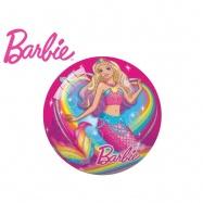 Míč 23cm Barbie mořská panna 10m+ v síťce