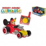 Mickey Mouse R / C závodné formula 13cm 2,4GHz na batérie 18m + v krabičke