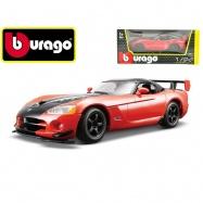 Bburago 1:24 Dodge Viper SRT 10 ACR 2barvy v krabičce