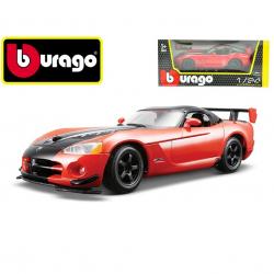 Bburago 1:24 Dodge viper SRT 10ACR