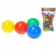 Míčky do hracích koutů 7cm 80ks v sáčku