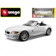 Bburago 1:24 BMW Z4 bílé v krabičce