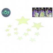 Hviezdy svietiace v tme 4 druhy v sáčku