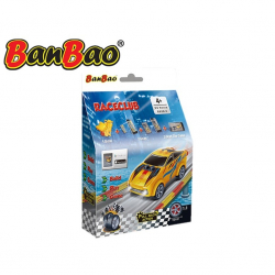 BanBao stavebnice RaceClub auto závodní Sling Shot zpětný chod 23ks v krabičce