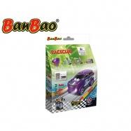 BanBao stavebnice RaceClub auto závodní Deora zpětný chod 23ks v krabičce