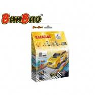 BanBao stavebnice RaceClub auto závodní Moxy zpětný chod 23ks v krabičce