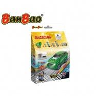 BanBao stavebnice RaceClub auto závodní Spiker zpětný chod 23ks v krabičce
