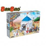 BanBao stavebnice Black Sword pokladnice 460ks + 4 figurky ToBees