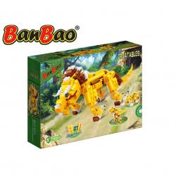 BANBAO Creatables 3w1 Lew 328 el.