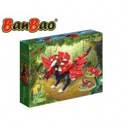 BanBao stavebnice Creatables postav si zvíře 3v1 pták 295ks v krabičce