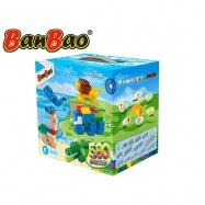 BanBao stavebnice kostky malé 580 ks
