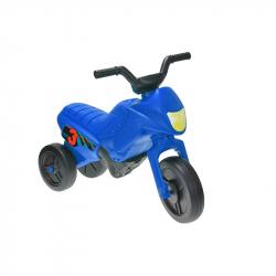 Odrážedlo motorka Enduro modré 12m+