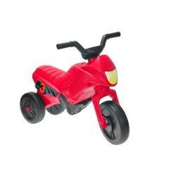 Odrážedlo motorka Enduro červené 12m+