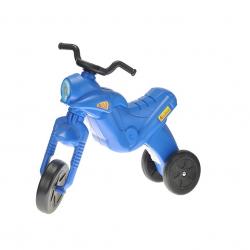 Plastikowy motor 61x44x19cm - niebieski