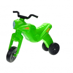 Plastikowy motor 61x44x19cm - zielony
