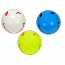 Piłka 14cm - uśmiechy