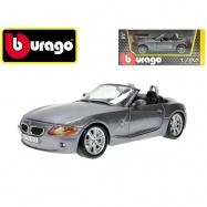 Bburago 1:24 BMW Z4 šedé v krabičce
