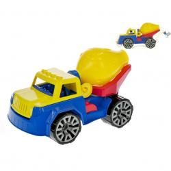 Auto budowlane plastikowe