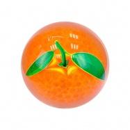 Lopta 23cm pomaranč 10m + v sieťke