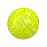 Lopta 23cm citrón 10m + v sieťke