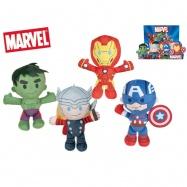 Hrdinovia Marvel 19cm 4druhy 0m+ 12ks v DBX