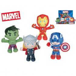 Hrdinové Marvel 19cm 4druhy 0m+ 12ks v DBX