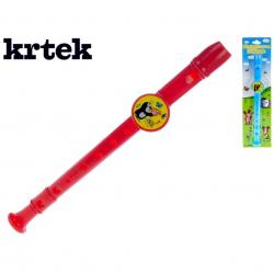 Flet Krecik - czerwony
