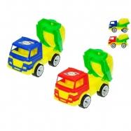 Auto nákladní míchačka 16cm volný chod 2barvy