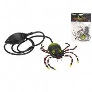Pavúk skákajúci 10cm v sáčku