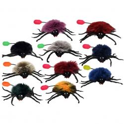 Pavouk 10cm skákací 10barev