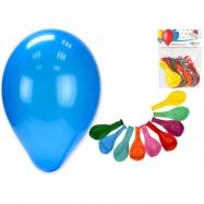 Nafukovací balónky 26cm 10barev 10ks v sáčku