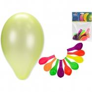 Nafukovací balónky 26cm 5barev 10ks v sáčku