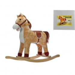 WIKY Koń bujany, 74 x 28 x 65 cm