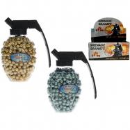 Kuličky do pistole 800ks granát 2barvy 12ks v DBX
