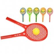 Soft tenis 42,5cm s loptičkou 6barev v sieťke