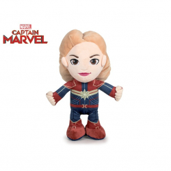 Avengers Kapitán Marvel plyš 30cm stojící 0m+