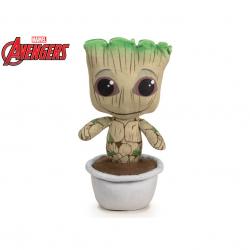 Baby Groot 28cm plyšový stojící 0m+