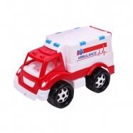 Ambulancia 33cm otváracie dvere a výsuvné ležadlo
