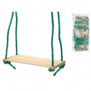 Hojdačka drevené doštička 40x15,5cm max. Nosnosť 60kg v sáčku