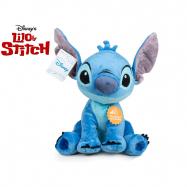 Lilo a Stitch - Stitch plyšový 25cm sediaci na batérie so zvukom 10m +