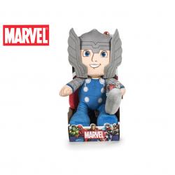 Avengers Thor plyšový 32cm v krabičce 0m+