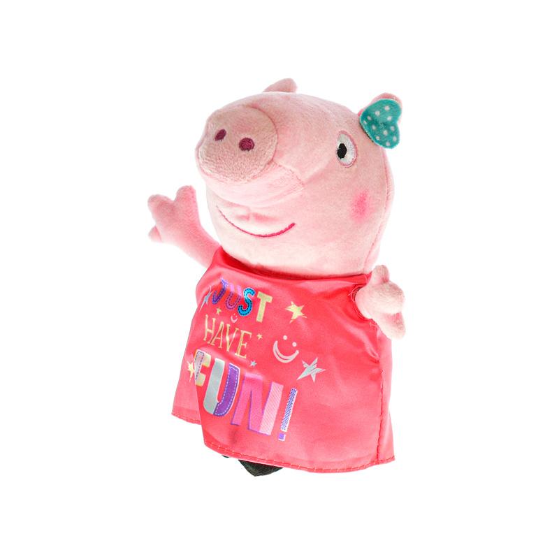 Pluszowa Peppa Happy Party 31 cm
