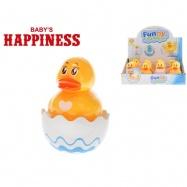 BABY'S HAPPINESS Zwierzątko Rolly Polly – kaczuszka