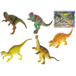 Dinosauři 11-13,5cm 5ks v krabičce
