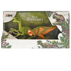 Dinosaurus 14,5cm 2ks v krabičke