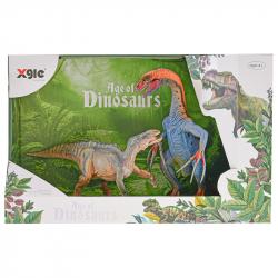 Dinosaurus 20cm 2ks v krabičke