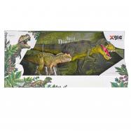 Dinozaury 2 szt. 20-30 cm w pudełku