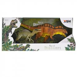 Dinosaurus 19-30cm 2ks v krabičke